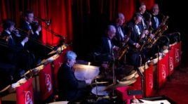 The Rick Brunetto Big Band at Valley Dale Ballroom