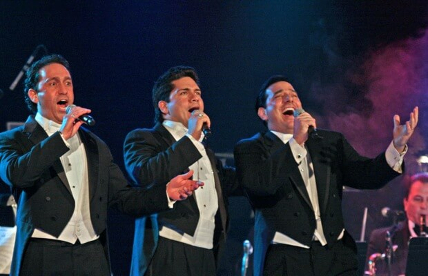 The Sicilian Tenors with the Rick Brunetto Big Band